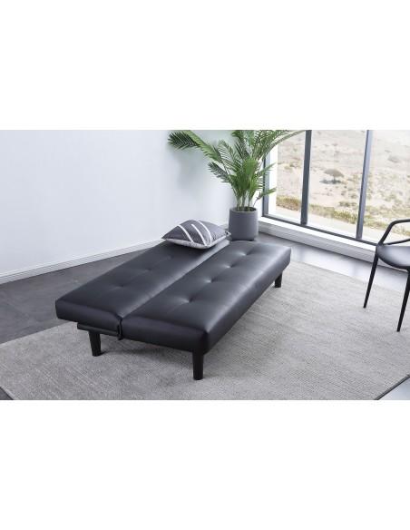 Sofá cama PAECH piel