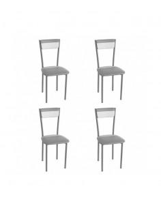 Pack 4 sillas SARIN