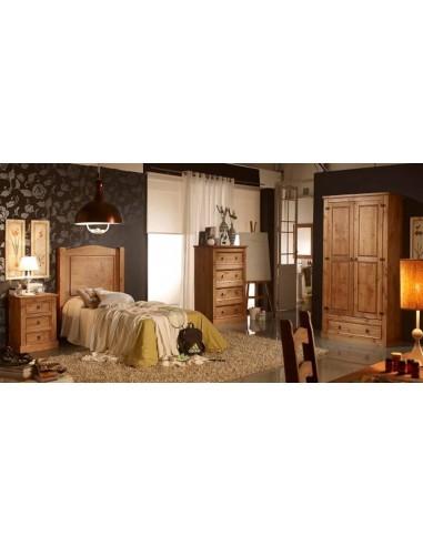Dormitorio ambiente 6 ZURCAREV