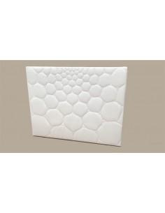 Cabecero CIRCLES 110 cm blanco