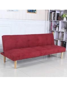 Sofá cama LLOY rojo