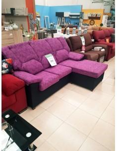 Chaiselongue MAXI violeta