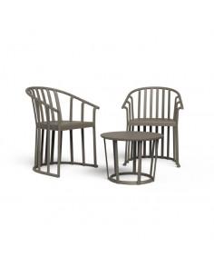 Mesa y 2 sillones RAFF...